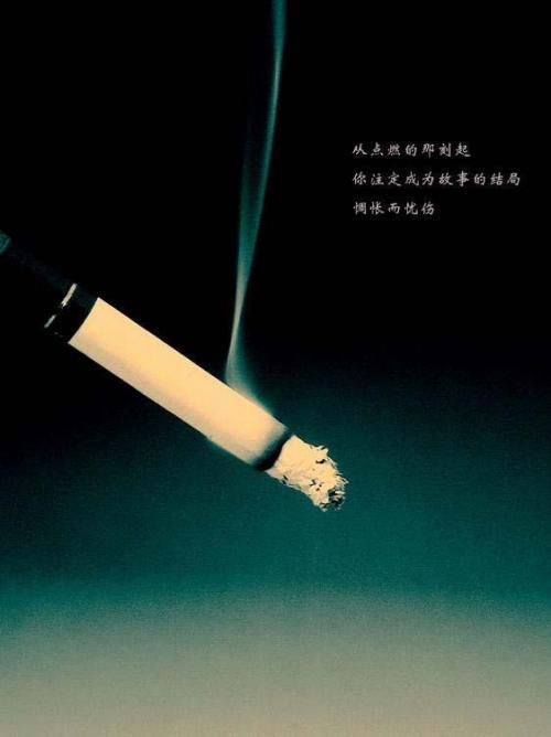 的旋律 在我抽烟图片