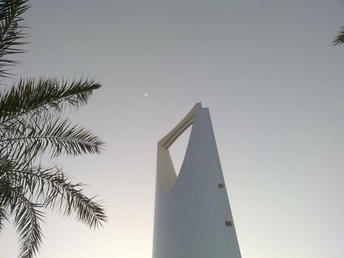 王国塔顶端开始掌灯,夜晚即将降临